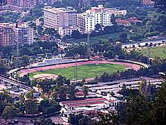 Panoramica Stadio delle Palme